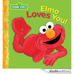Elmo Loves You icon.