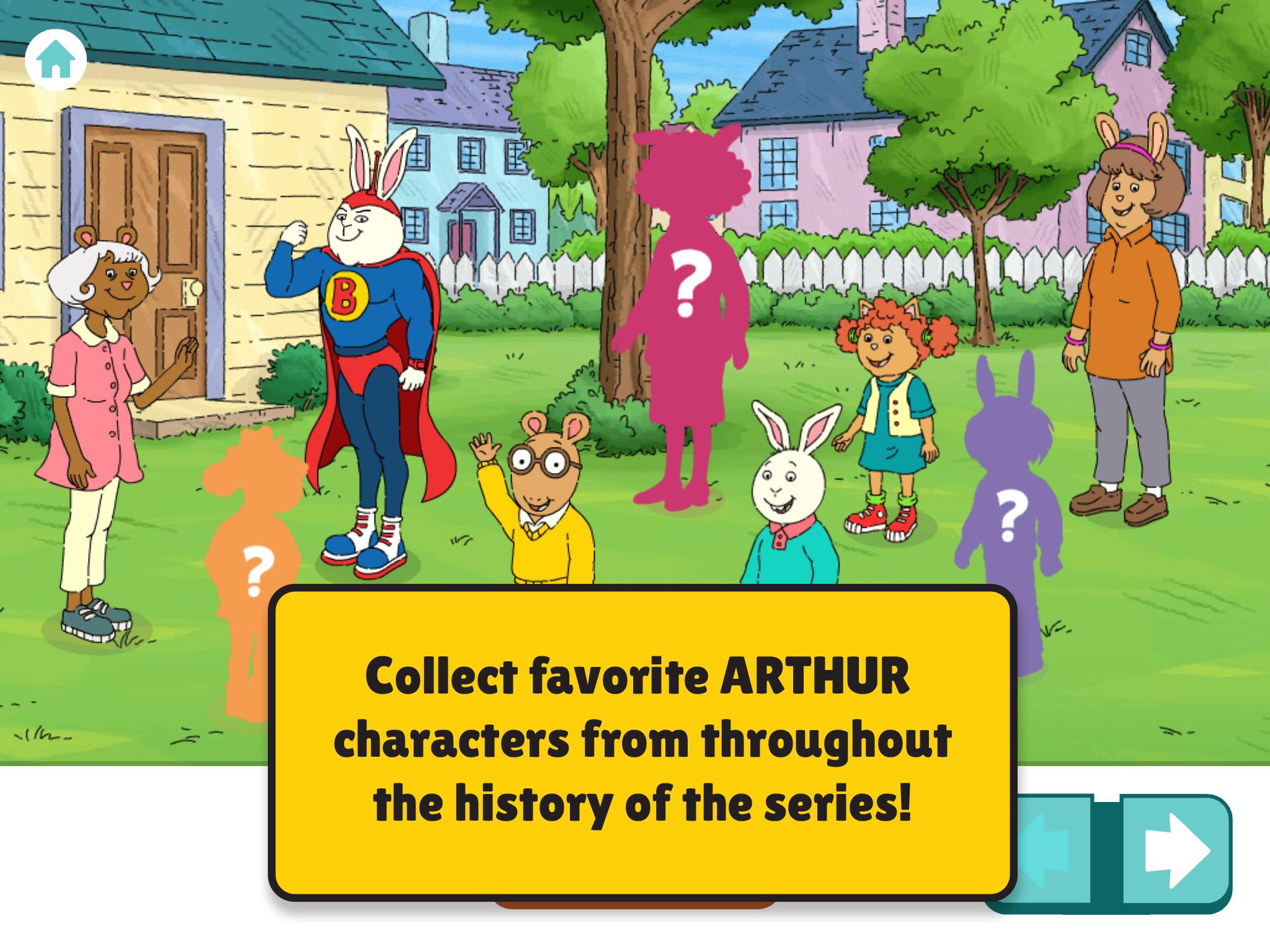 Arthur S Big App Mobile Downloads Pbs Kids
