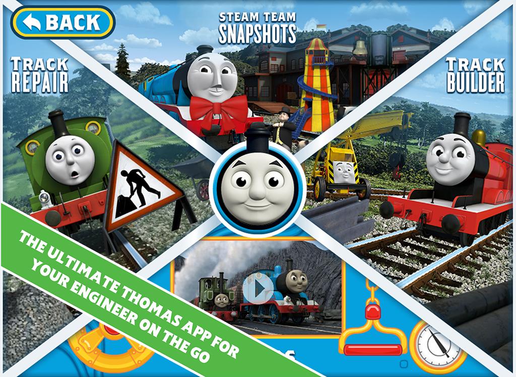 Thomas & Friends Mobile Downloads | PBS KIDS