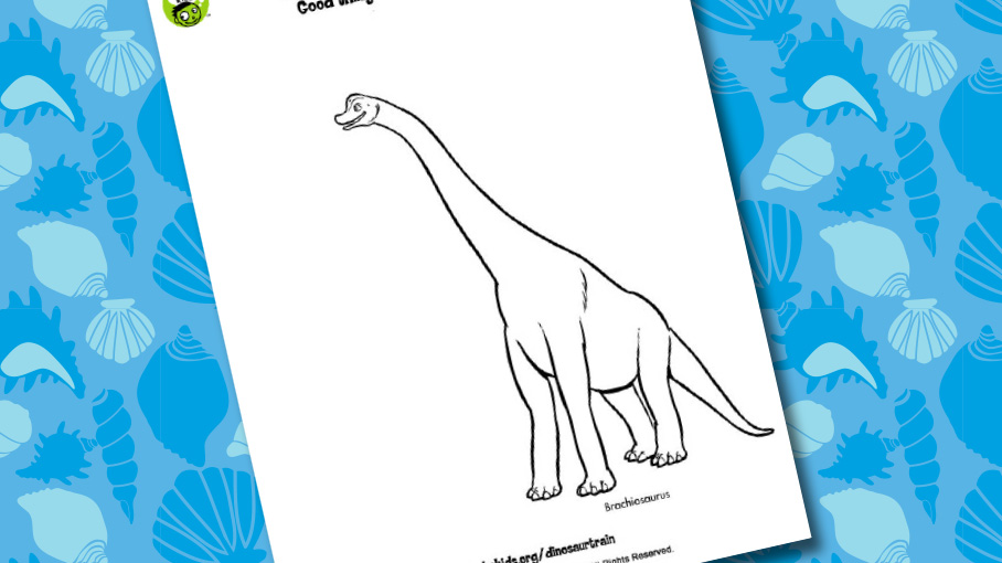 Dinosaur Train Printables