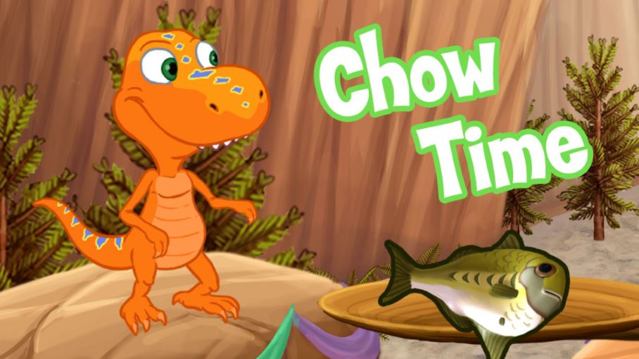 dinosaur games for toddlers online free