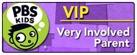 PBS KIDS VIP Dad Ambassador