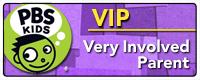 PBS KIDS VIP Ambassador