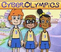 CYBERCHASE: Cyberolympics