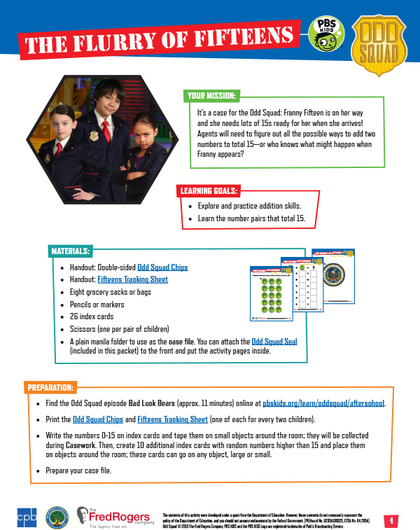picture about Odd Squad Badge Printable titled Bizarre Squad Discovering Components PBS Young children