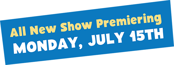 Come see PBS kids new show Molly of Denali premiering Monday, July 15th.