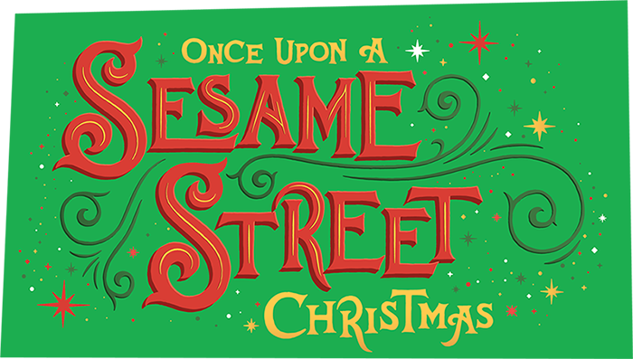Come join us for the premier of 'Sesame Street Once Upon a Christmas'