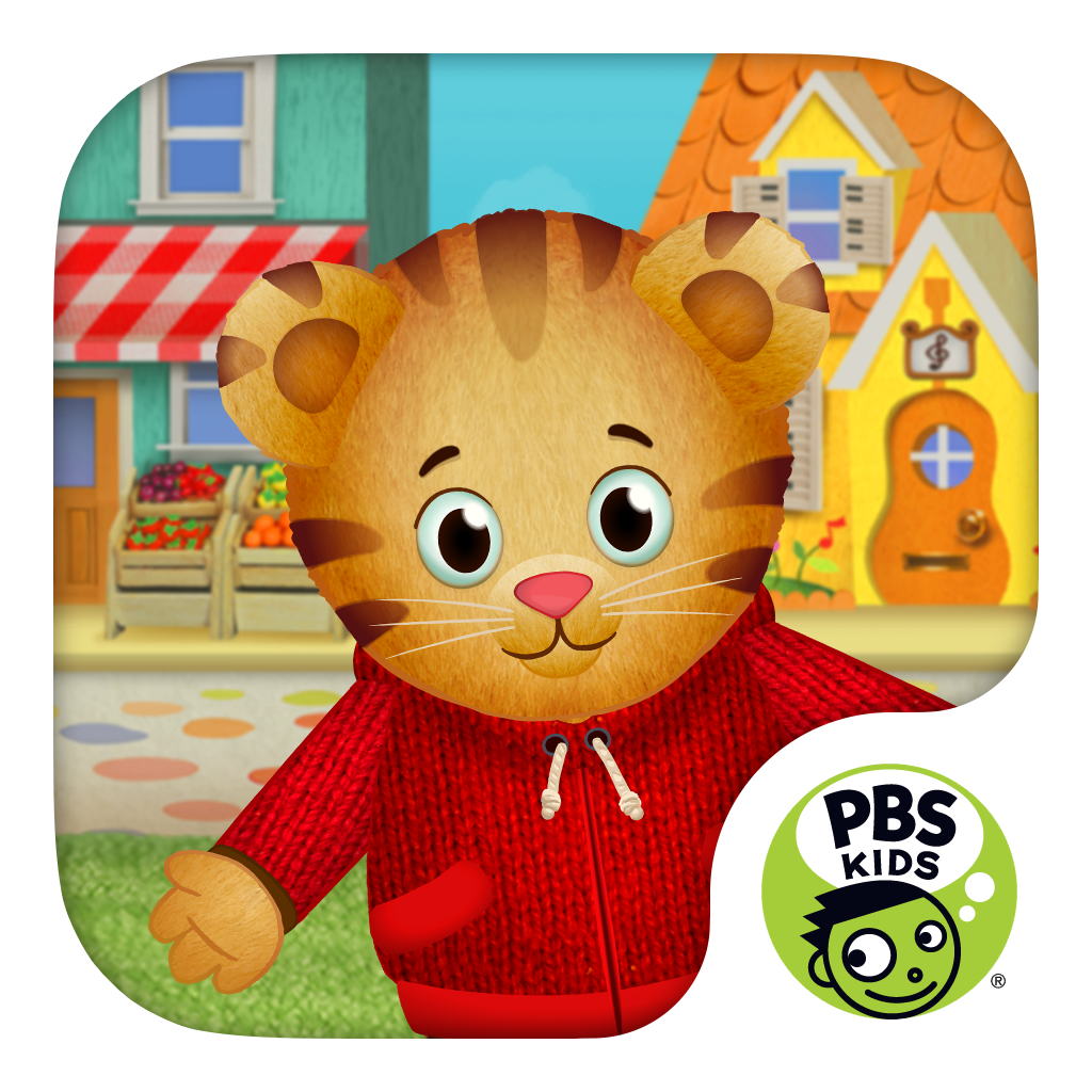 Free coloring pages daniel tiger
