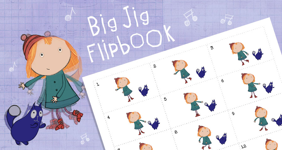 Big Jig Flipbook