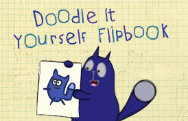 Doodle It Yourself Flipbook