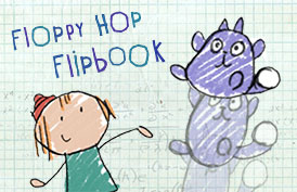 Floppy Hop Flipbook