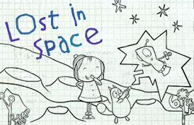 Lost in Space Activity