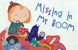 Missing In My Room Activity