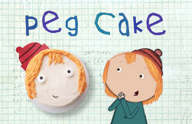 Peg Cake Recipe