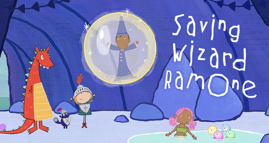 Saving Wizard Ramone