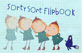 Sorty Sort Flipbook