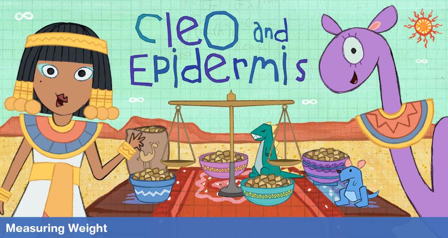 CleoEpidermis