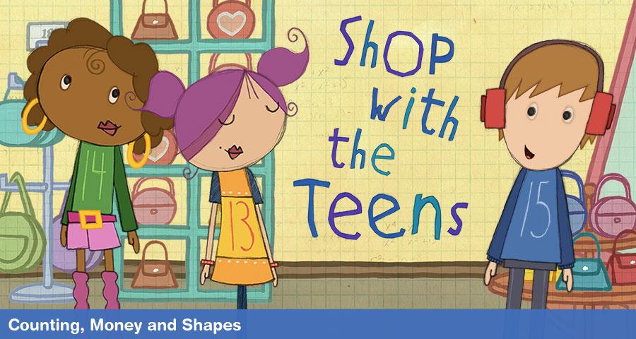 ShopWithTheTeens