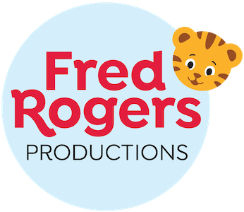 The Fred Rogers Productions logo