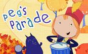 Peg's Parade