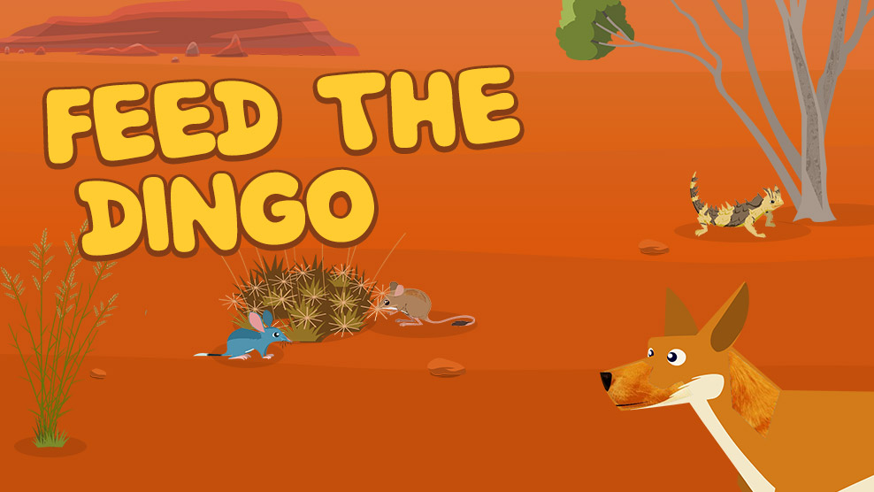 games feed the dingo plum landing pbs kids