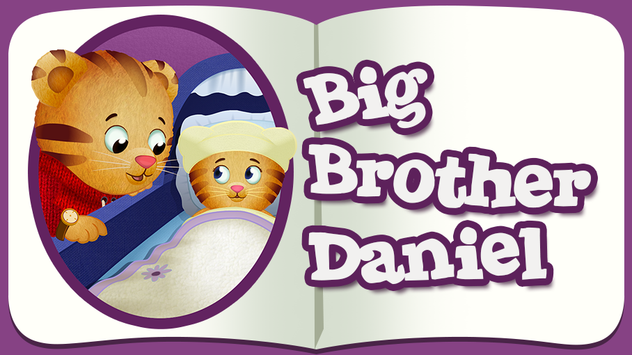Game icon for Big Brother Daniel.