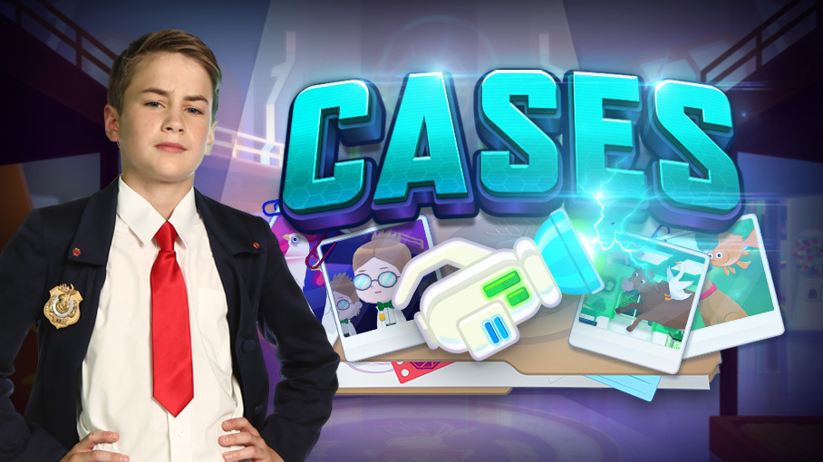 Game icon for Cases.