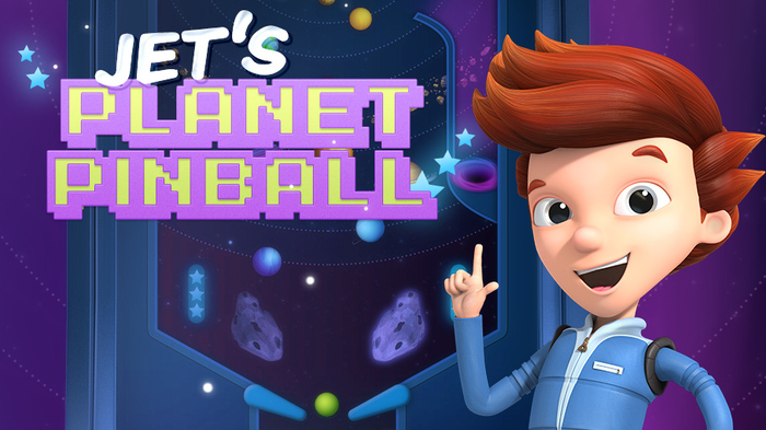 Game icon for Planet Pinball.