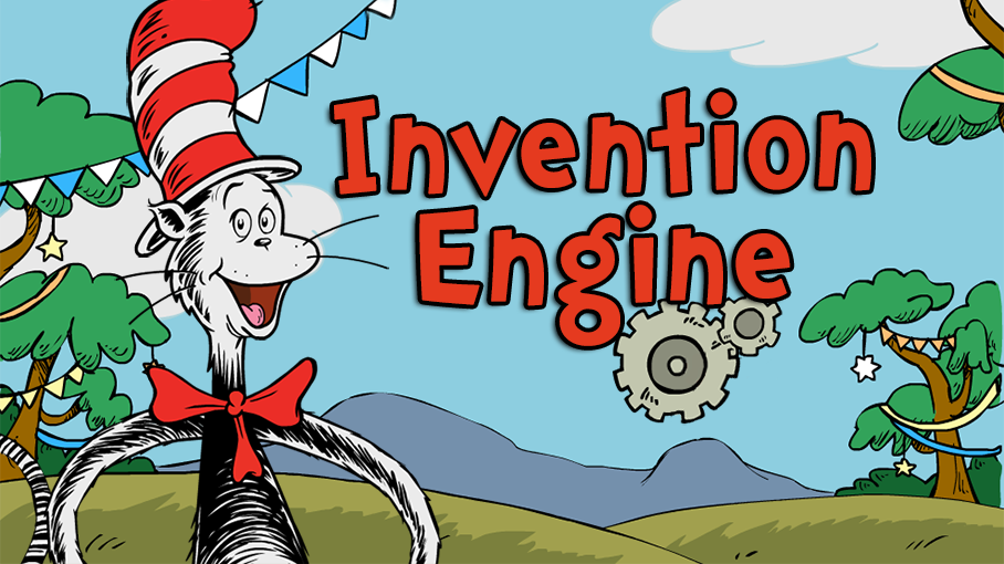 Invention Engine Cat In The Hat
